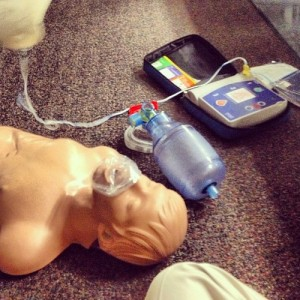 AHA BLS for Healthcare Providers CPR